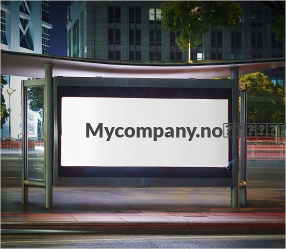 Mycompany.no